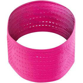 Compressport HeadBand Fluo Pink